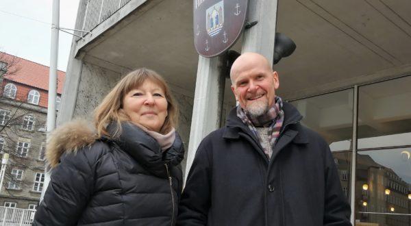 Lone Norlander og Keld Hvalsø