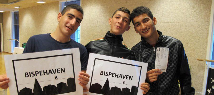 Unge fra Bispehaven
