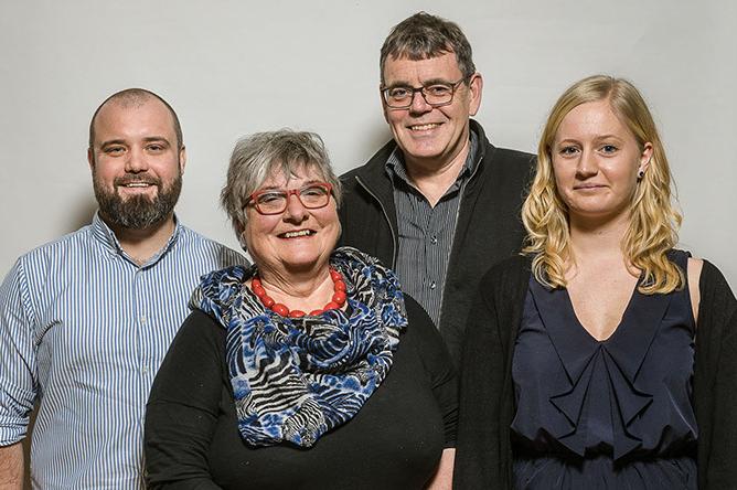 Enhedslistens kandidater til Folketinget opstillet i Aarhus