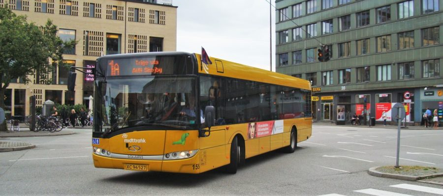 Bybus i Aarhus