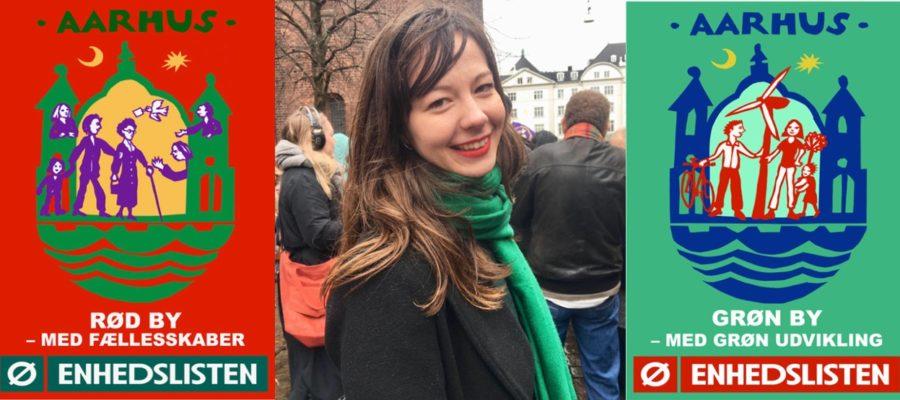 EL Spidskandidat KV21 Laura Bryhl