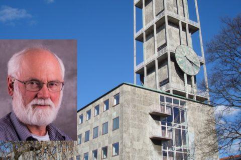 Viggo Jonasen og Rådhuset