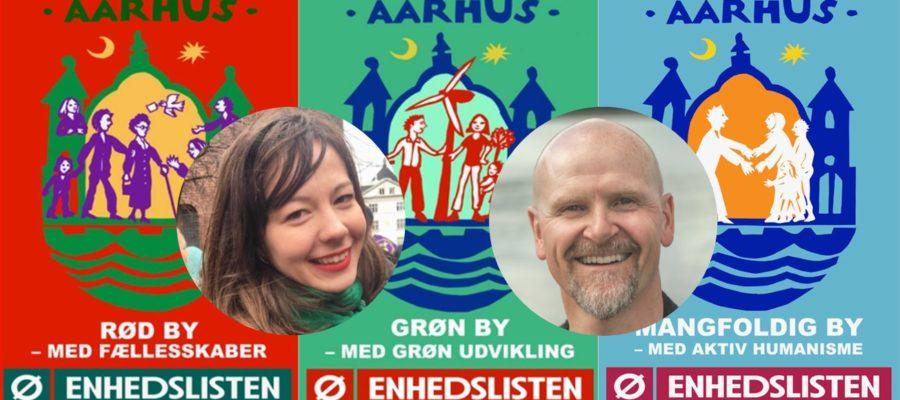 Laura Bryhl og Keld Hvalsø