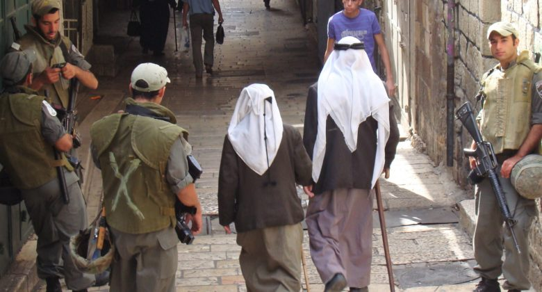 Palæstina besat